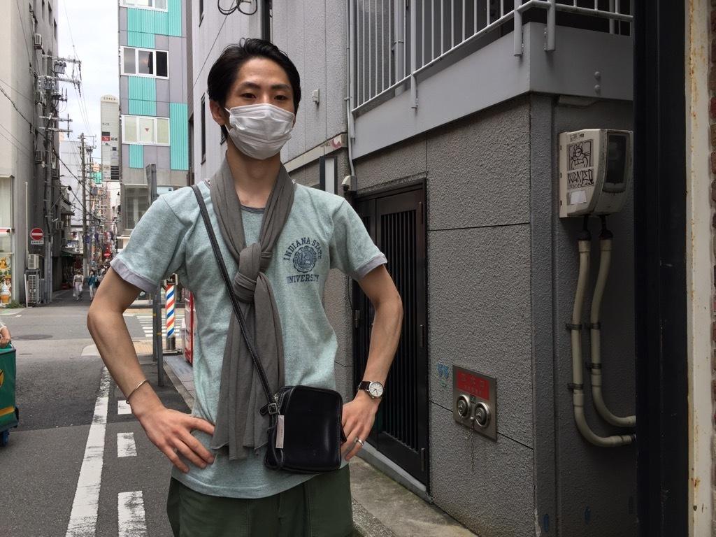 マグネッツ神戸店 6/13(土)Superior入荷! #4 Bag+Belt Item!!!_c0078587_16393167.jpg