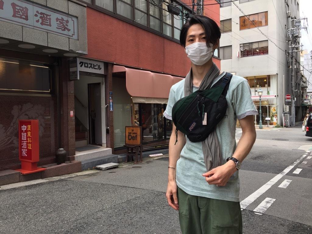 マグネッツ神戸店 6/13(土)Superior入荷! #4 Bag+Belt Item!!!_c0078587_16433537.jpg