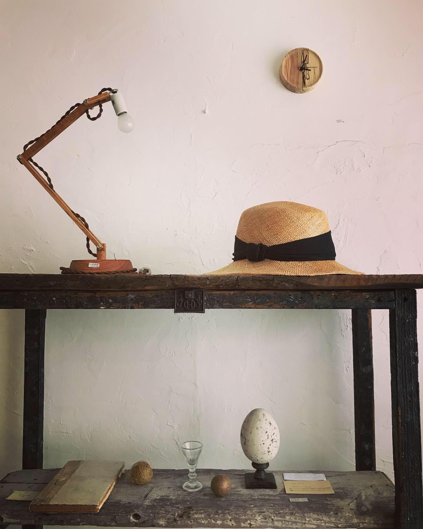 帽子を、soraさんに_a0213793_18050258.jpg