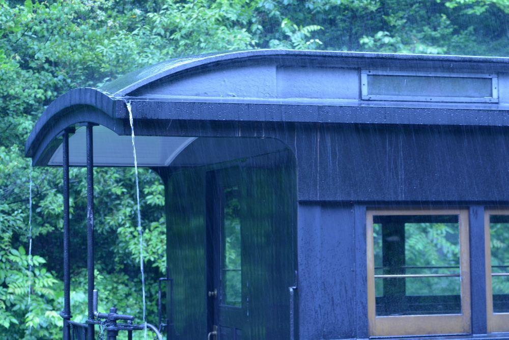 梅雨の9号機関車1_e0373930_19060143.jpg