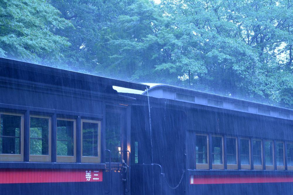 梅雨の9号機関車1_e0373930_19060242.jpg