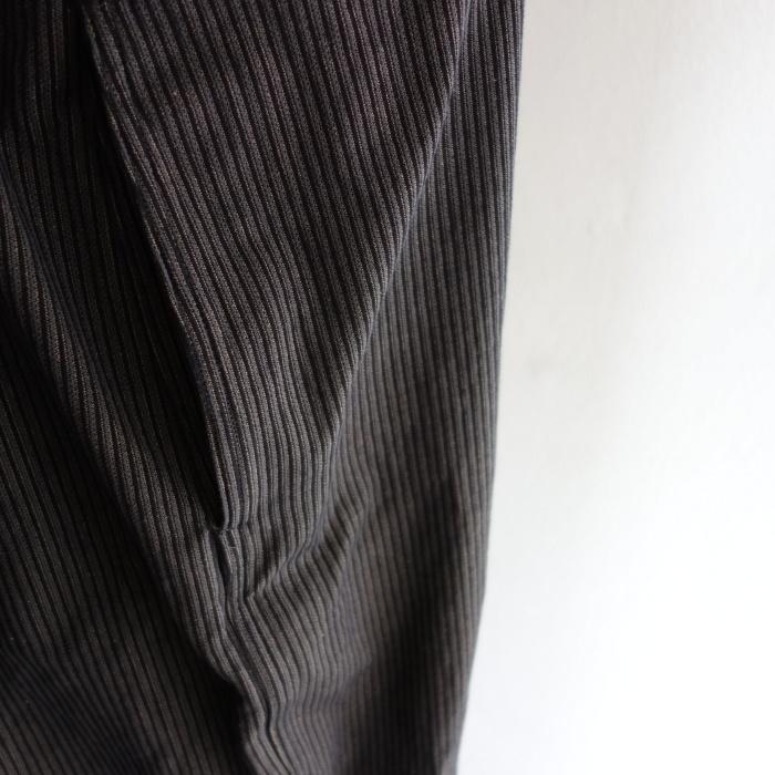 8月の製作 / classic frenchwork stripe jodhpurs_e0130546_16515782.jpg