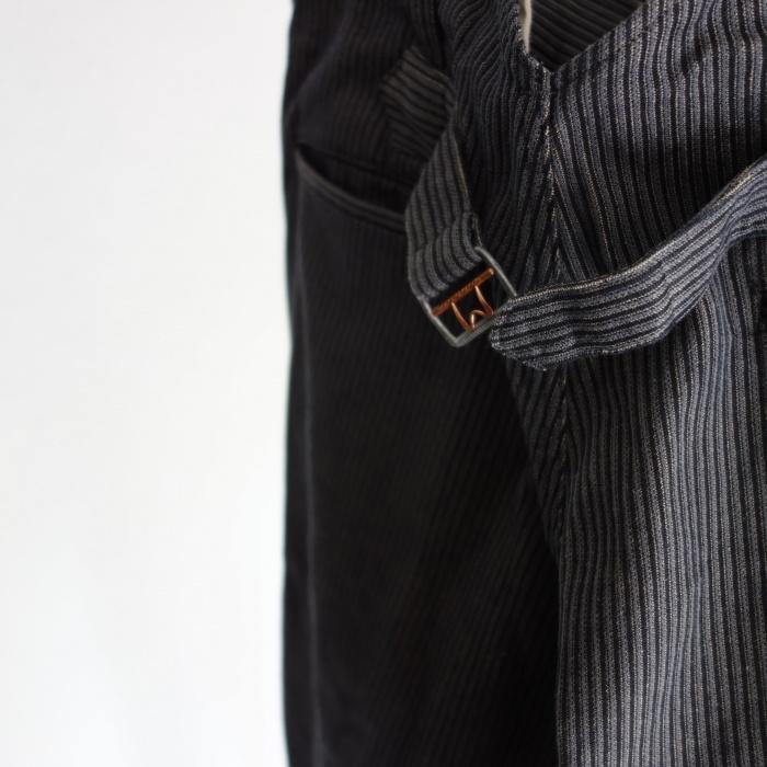 8月の製作 / classic frenchwork stripe jodhpurs_e0130546_16525769.jpg