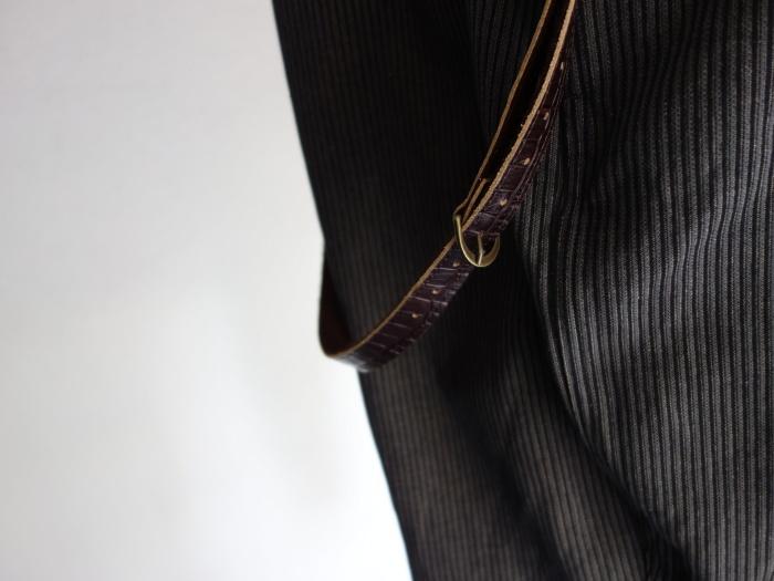8月の製作 / classic frenchwork stripe jodhpurs_e0130546_16541157.jpg