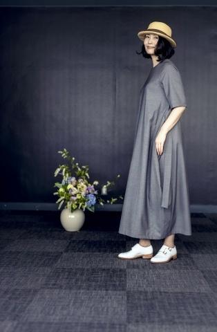 くらしのドレス 3rd Season ~ハマスホイの絵画のように_e0334462_07474961.jpg