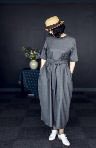 くらしのドレス 3rd Season ~ハマスホイの絵画のように_e0334462_07482553.jpg