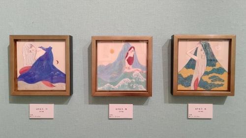 個展「自然美人ノ絵ノ展」無事に終了致しました!_e0255970_17405796.jpg