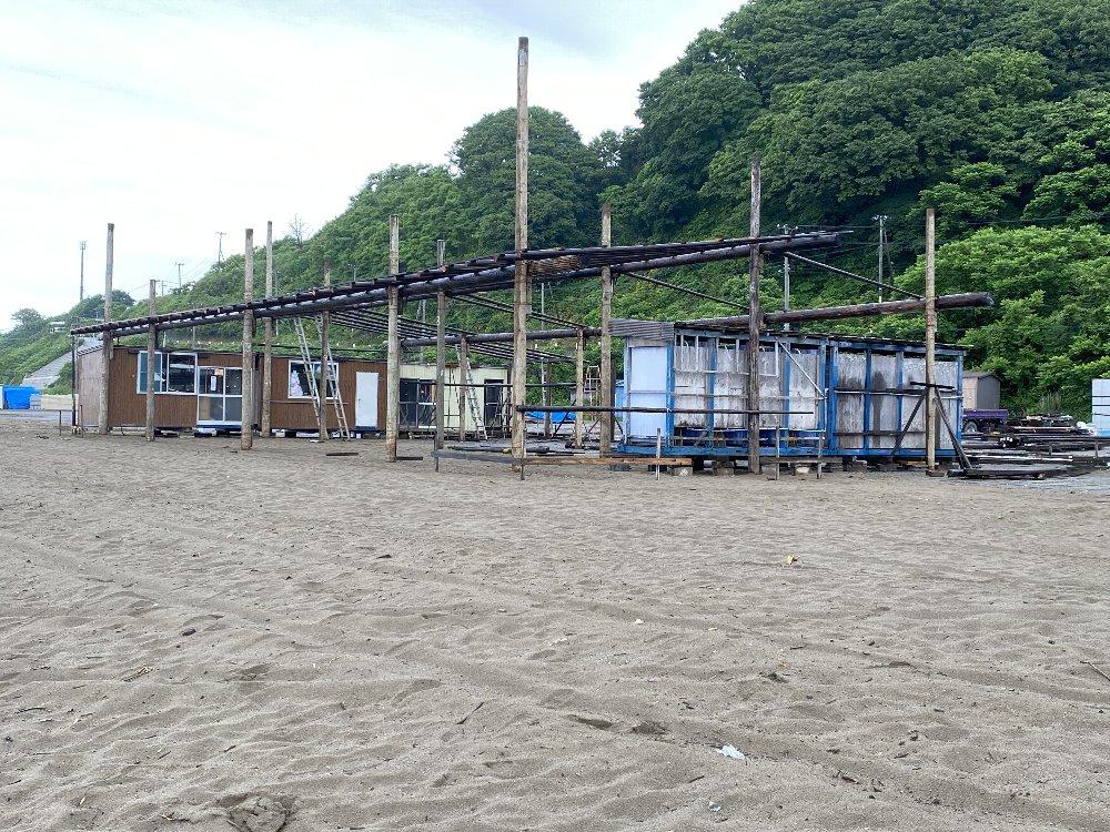 海水浴場の様子!_e0065084_17325421.jpg