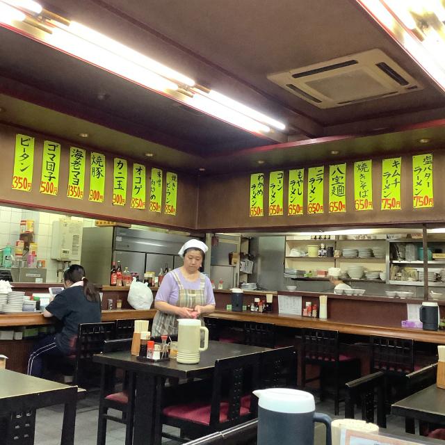 四日市の老舗中華「四日市飯店」街の古い中華屋はなぜにこんなに美味いのか。_a0334793_11342755.jpg