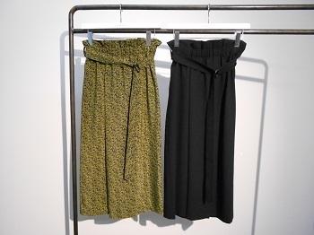 花柄スカートを主役に♪♪【TERMINAL】_e0193499_12055267.jpg