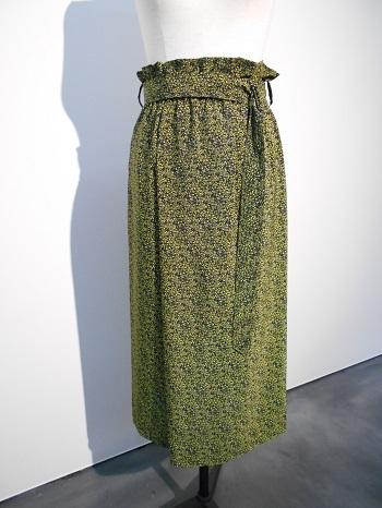 花柄スカートを主役に♪♪【TERMINAL】_e0193499_12091500.jpg