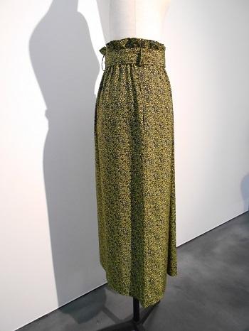 花柄スカートを主役に♪♪【TERMINAL】_e0193499_12095805.jpg