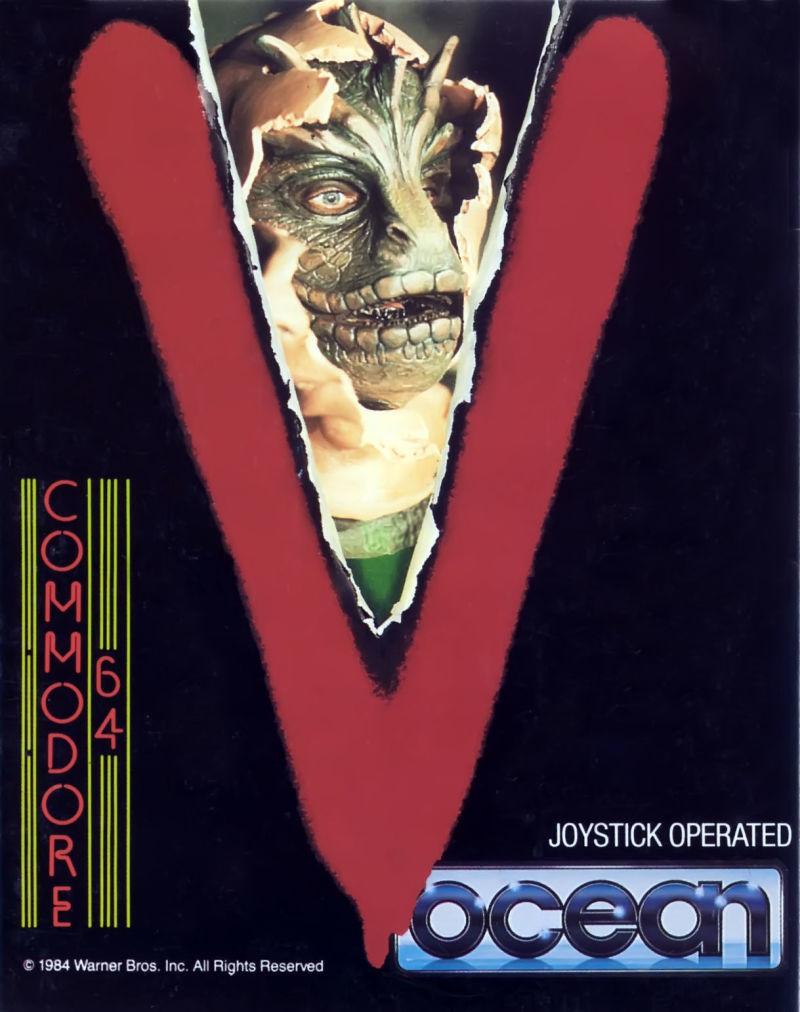 V (1983) & V: THE FINAL BATTLE (1984)_c0047930_12211849.jpg