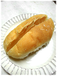 自家製コッペパンでピーナッツパン_d0221430_17255324.jpg