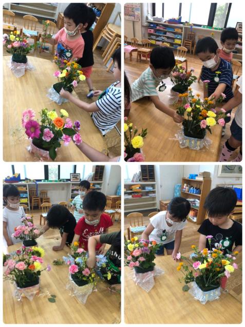 子どもの日・花の日礼拝_f0324461_18520196.jpg