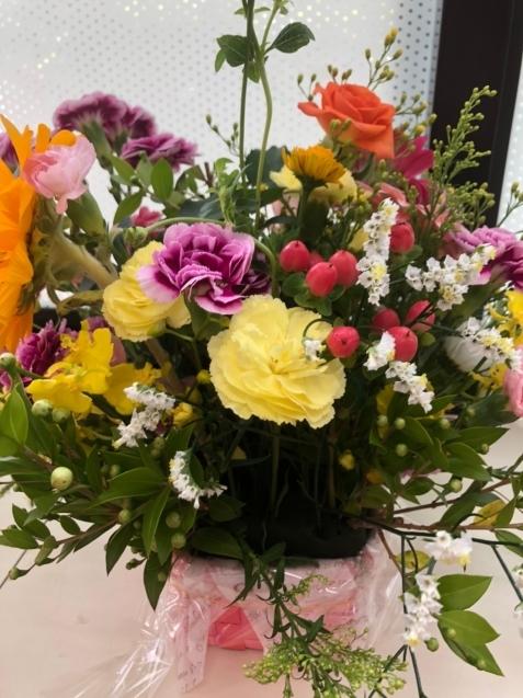 子どもの日・花の日礼拝_f0324461_18522958.jpg