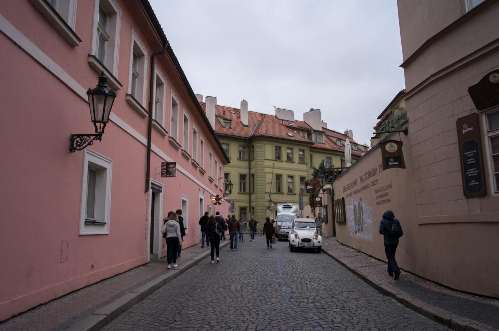 A moment in Prague #61 - 街の色 part 1 -_d0349265_17063930.jpg