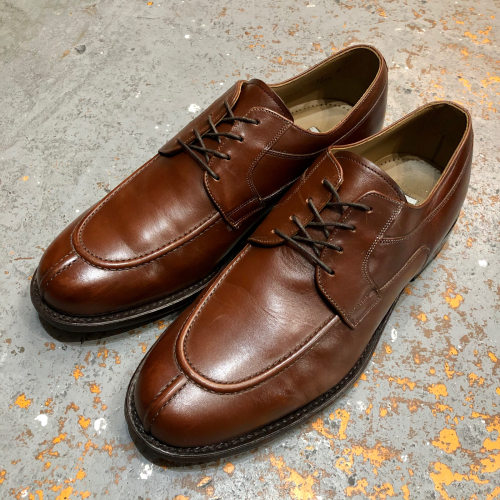 ◇ L.L.BEAN Suede Deck Shoes Made in USA & オンラインストア ◇_c0059778_06535338.jpg