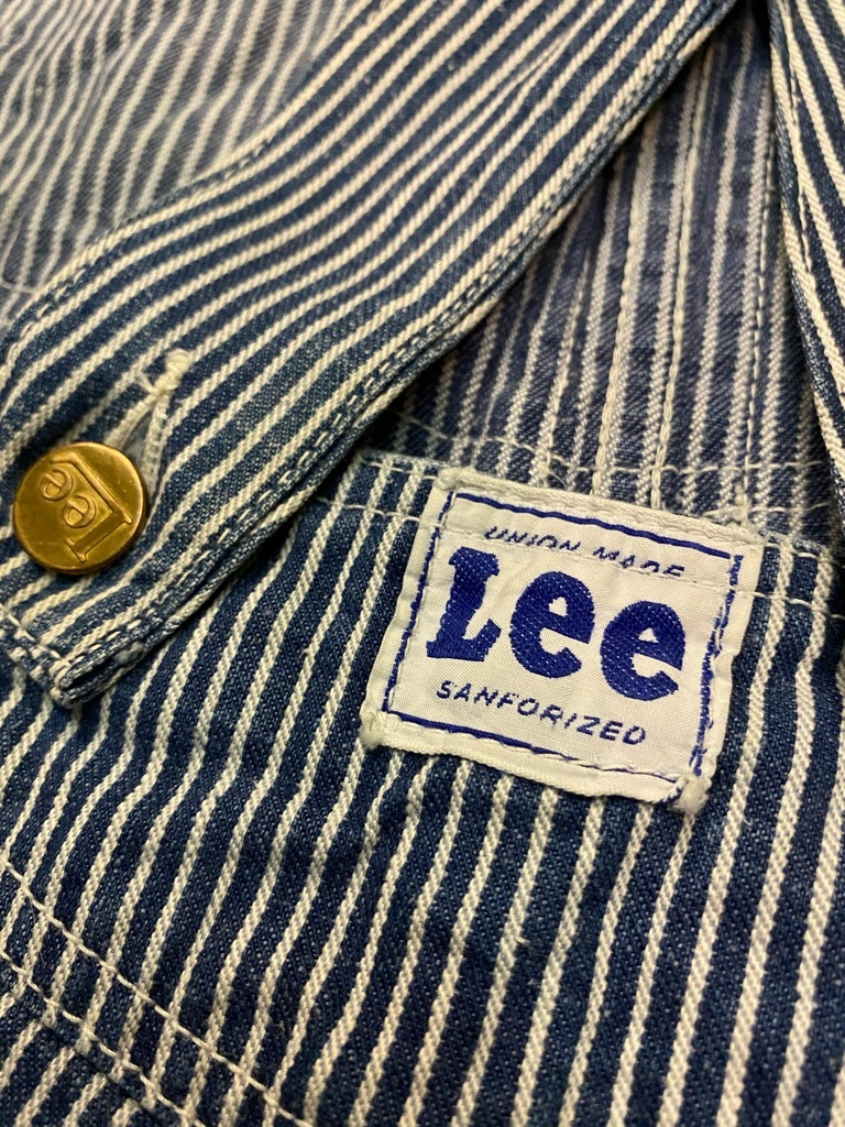 6月17日(水)マグネッツ大阪店ヴィンテージボトムス入荷第2章Part2!! #2 Lowback Overall!! Lee Housemark & GOLD SEAL、BAKERS!!_c0078587_22052876.jpg