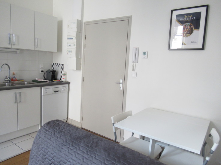Cours Langlet☆ランスで5泊したアパート_c0212604_19474183.jpg