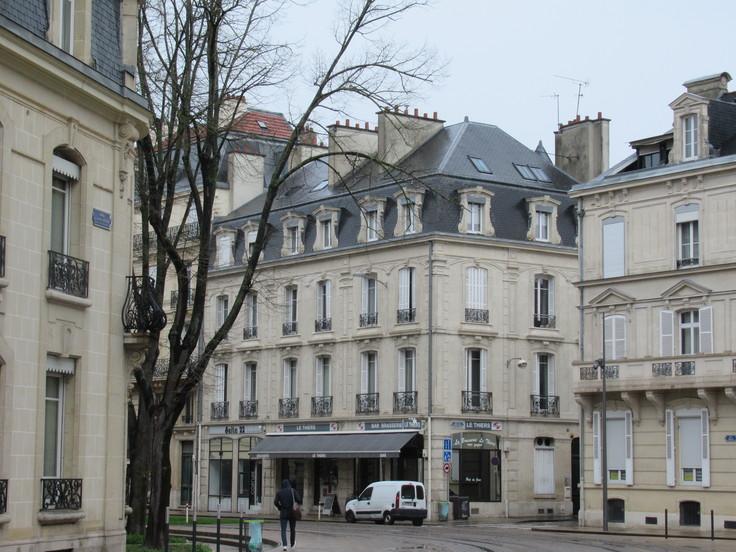 Cours Langlet☆ランスで5泊したアパート_c0212604_20103271.jpg