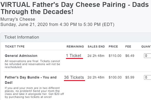 マレーズ・チーズ・バーチャル・テイスティング教室(Murray's Cheese Virtual Tasting Classes)_b0007805_01031843.jpg