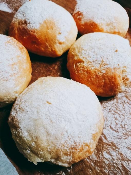 ボイセンベリー今年の収穫発表~と丸パン_f0035506_09220019.jpg