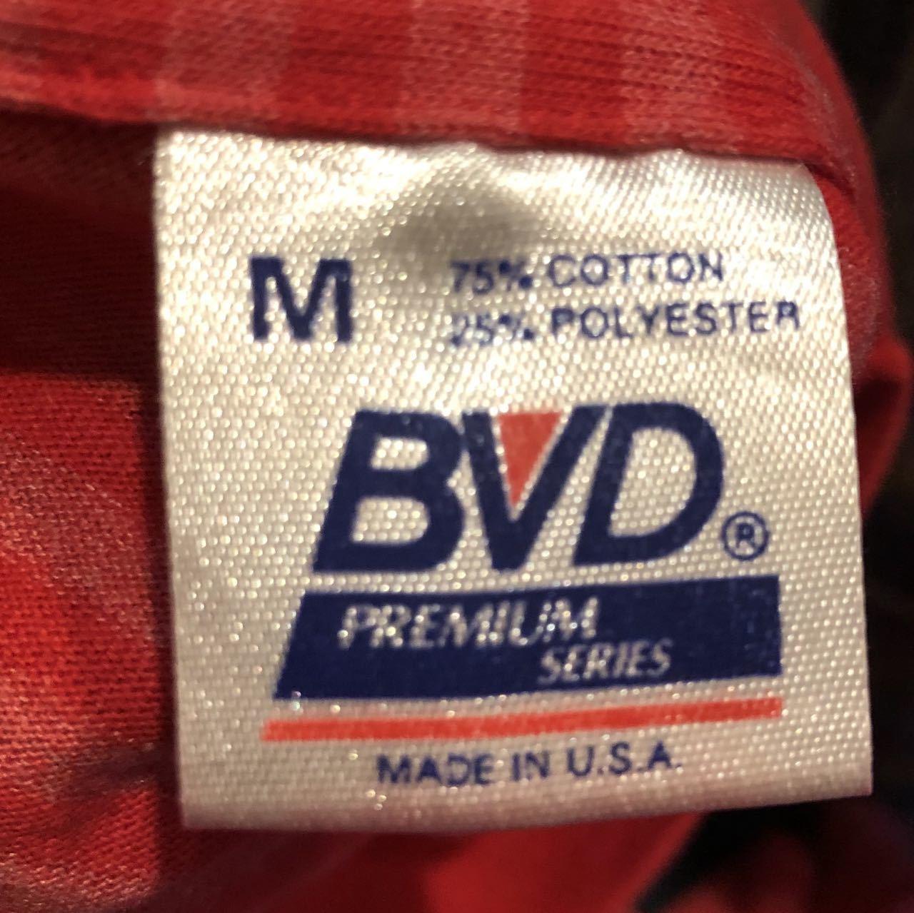 90s〜MADE IN U.S.A B.V.D ボーダーTシャツ!_c0144020_13044080.jpg