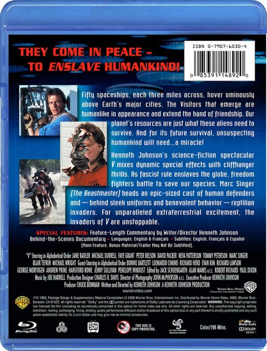 V (1983) & V: THE FINAL BATTLE (1984)_c0047930_17470400.jpg