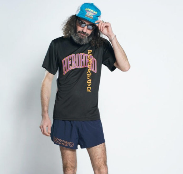 ELDORESOのTシャツ。_c0167336_00105184.jpg