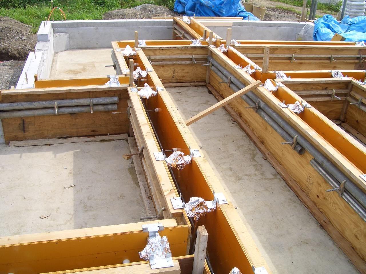 伊那市で設計事務所の家づくり 建築現場『基礎工事 立上り打設』 _b0146238_06510431.jpg