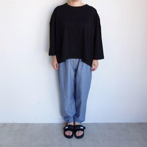 Slow Hands : Linen cotton nep chambray festa_a0234452_15371506.jpg