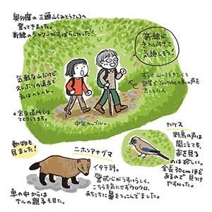 久しぶりの登山/三頭山_c0011862_08593111.jpg