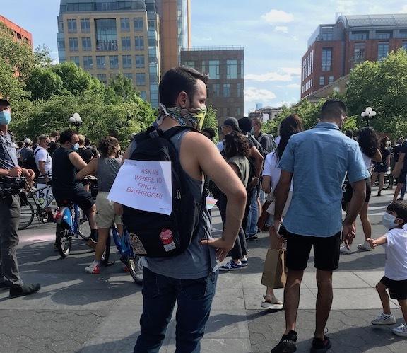 NY再開!警官による黒人殺害事件と、新しい世代が率いる「ブラックライヴズ・マター」_c0050387_15295310.jpeg