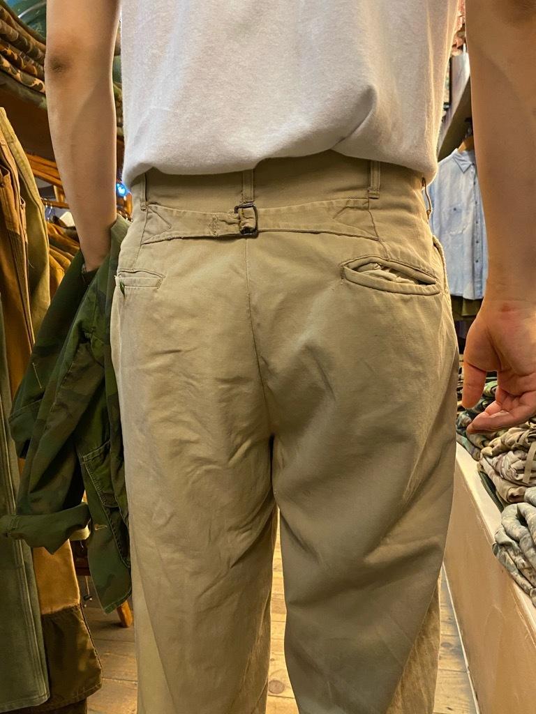 6月17日(水)マグネッツ大阪店ヴィンテージボトムス入荷第2章Part2!! #3 CottonWorkPants!! BuckleBack & HBT、Pique!!_c0078587_12431144.jpg