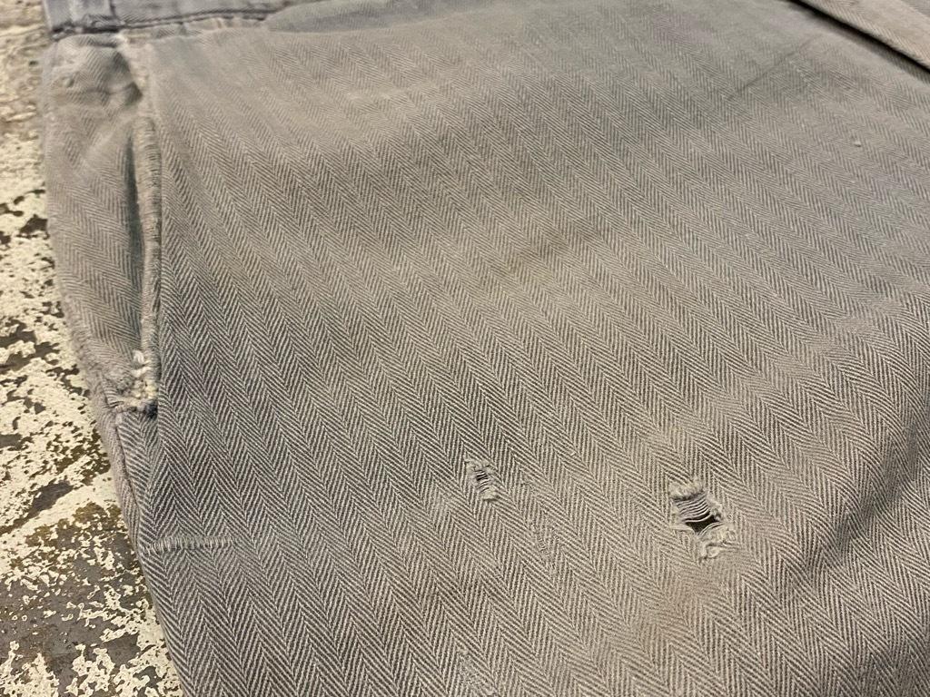 6月17日(水)マグネッツ大阪店ヴィンテージボトムス入荷第2章Part2!! #3 CottonWorkPants!! BuckleBack & HBT、Pique!!_c0078587_12473102.jpg