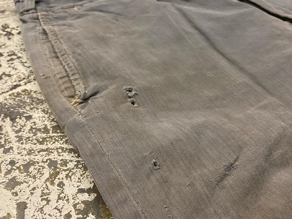 6月17日(水)マグネッツ大阪店ヴィンテージボトムス入荷第2章Part2!! #3 CottonWorkPants!! BuckleBack & HBT、Pique!!_c0078587_12500350.jpg