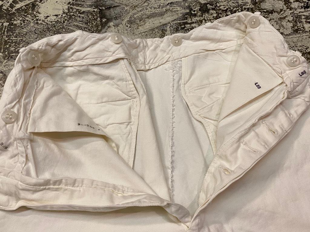 6月17日(水)マグネッツ大阪店ヴィンテージボトムス入荷第2章Part2!! #3 CottonWorkPants!! BuckleBack & HBT、Pique!!_c0078587_13165144.jpg