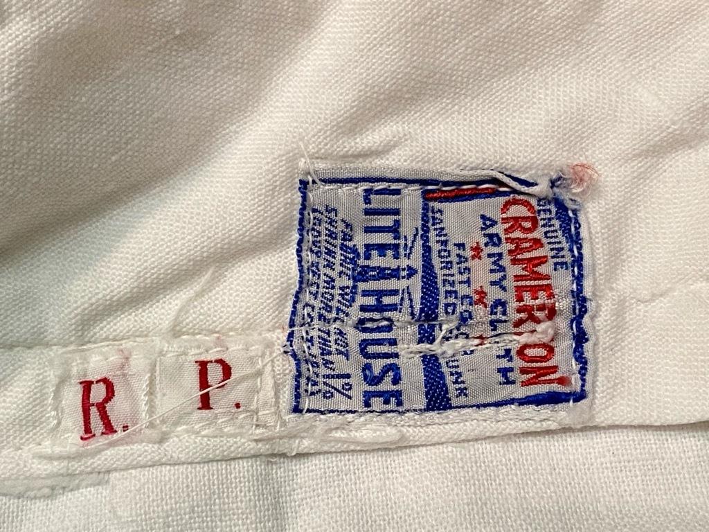 6月17日(水)マグネッツ大阪店ヴィンテージボトムス入荷第2章Part2!! #3 CottonWorkPants!! BuckleBack & HBT、Pique!!_c0078587_13191408.jpg