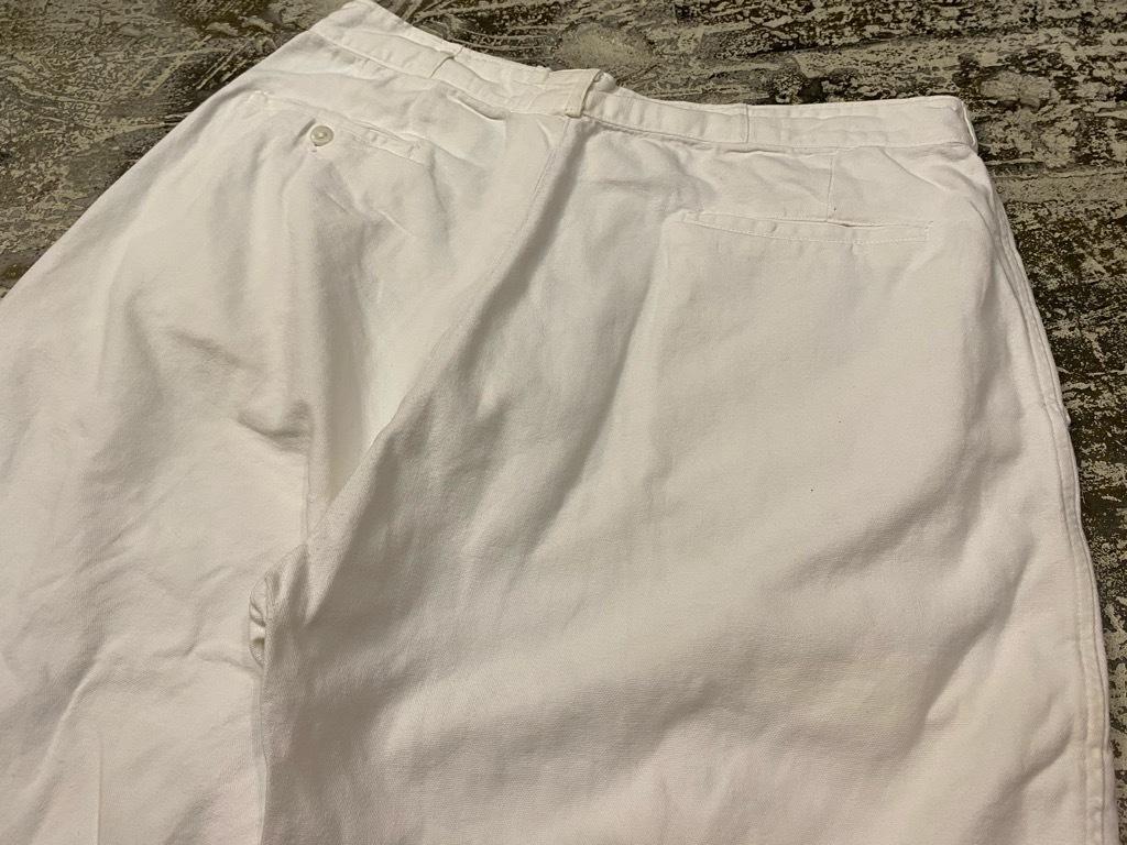6月17日(水)マグネッツ大阪店ヴィンテージボトムス入荷第2章Part2!! #3 CottonWorkPants!! BuckleBack & HBT、Pique!!_c0078587_13205272.jpg