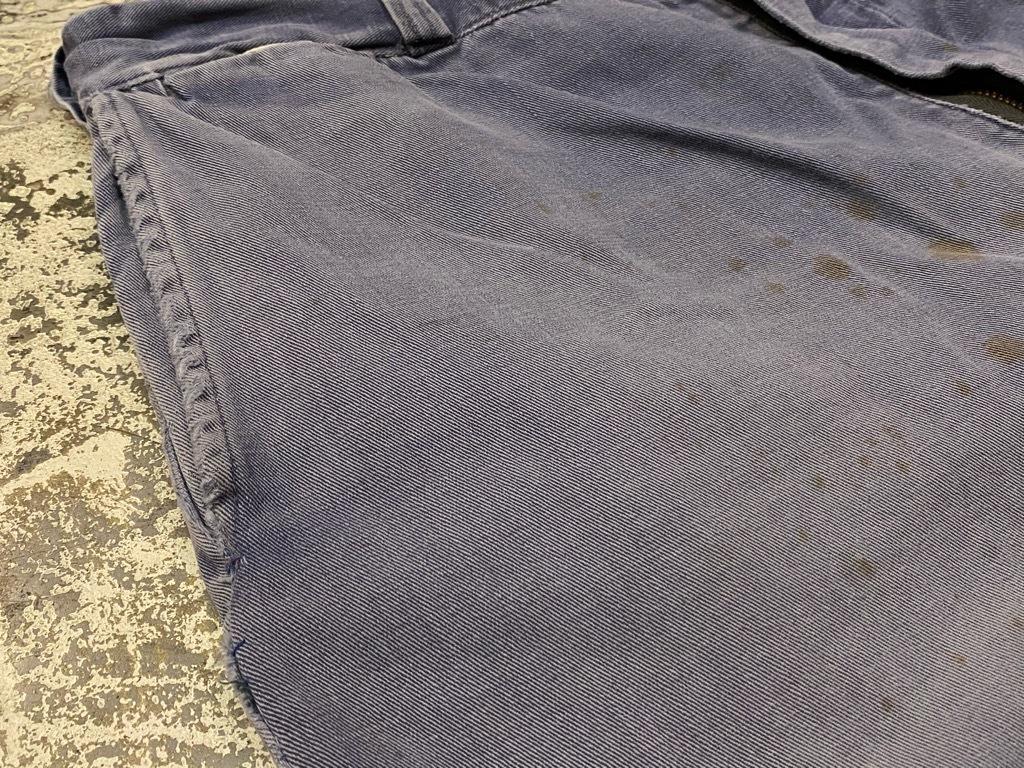 6月17日(水)マグネッツ大阪店ヴィンテージボトムス入荷第2章Part2!! #3 CottonWorkPants!! BuckleBack & HBT、Pique!!_c0078587_13264235.jpg