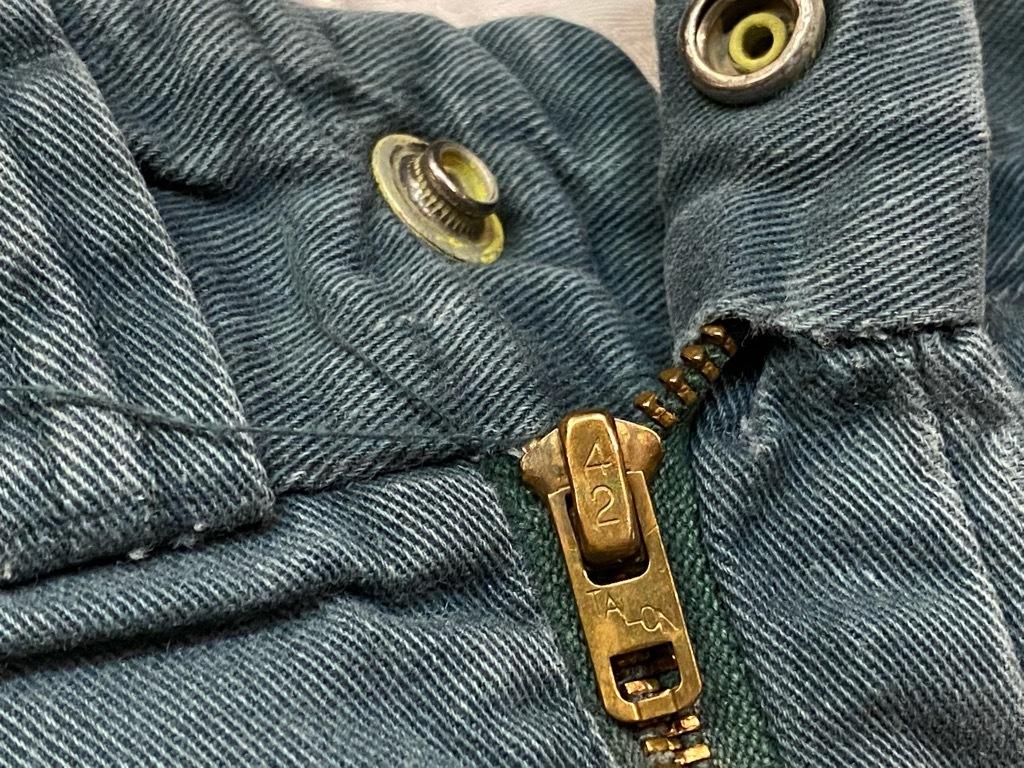 6月17日(水)マグネッツ大阪店ヴィンテージボトムス入荷第2章Part2!! #3 CottonWorkPants!! BuckleBack & HBT、Pique!!_c0078587_13290713.jpg