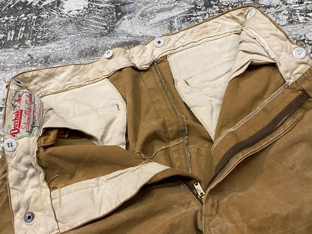 6月17日(水)マグネッツ大阪店ヴィンテージボトムス入荷第2章Part2!! #3 CottonWorkPants!! BuckleBack & HBT、Pique!!_c0078587_13571228.jpg