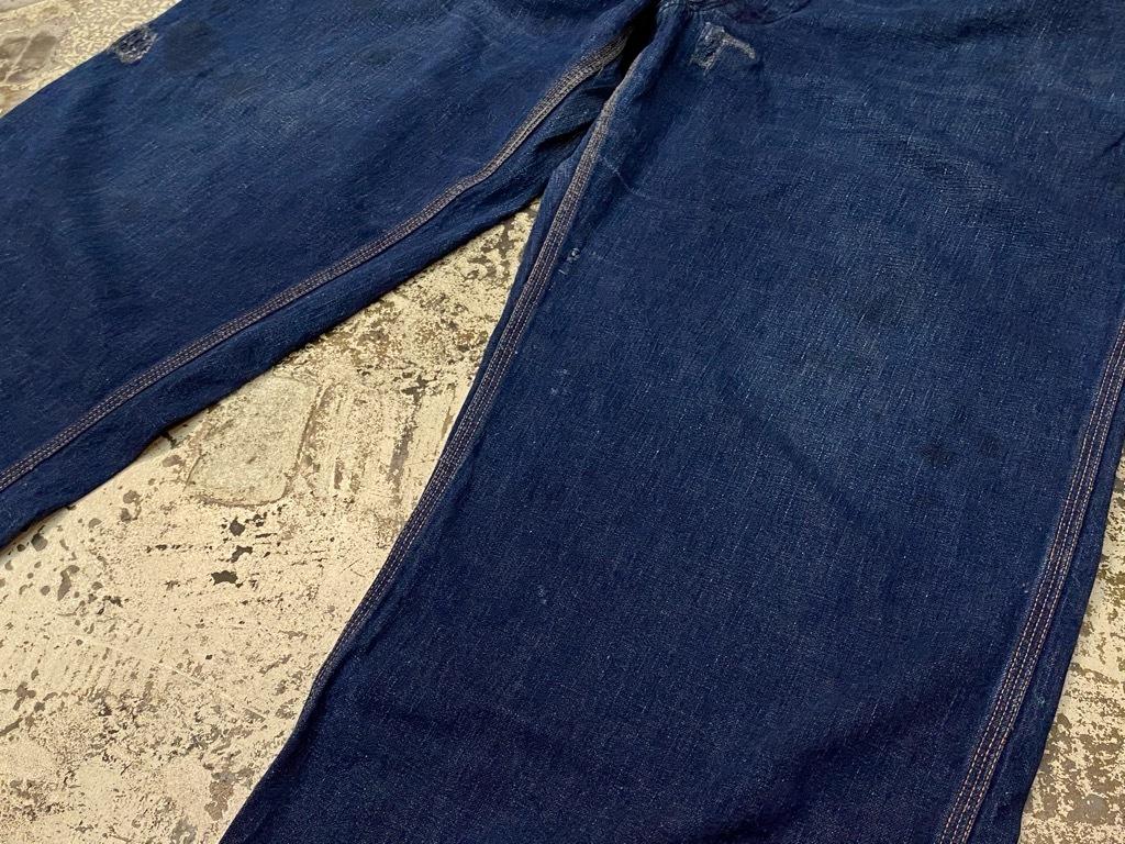 6月17日(水)マグネッツ大阪店ヴィンテージボトムス入荷第2章Part2!!#4 DenimPainterPants!!GO-PFOR&BLUE BELL,ButtonFly,BuckleBack!_c0078587_15583388.jpg