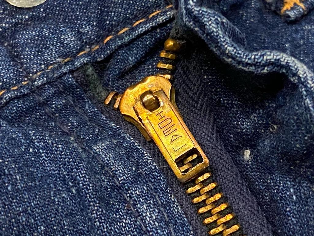 6月17日(水)マグネッツ大阪店ヴィンテージボトムス入荷第2章Part2!!#4 DenimPainterPants!!GO-PFOR&BLUE BELL,ButtonFly,BuckleBack!_c0078587_16230801.jpg