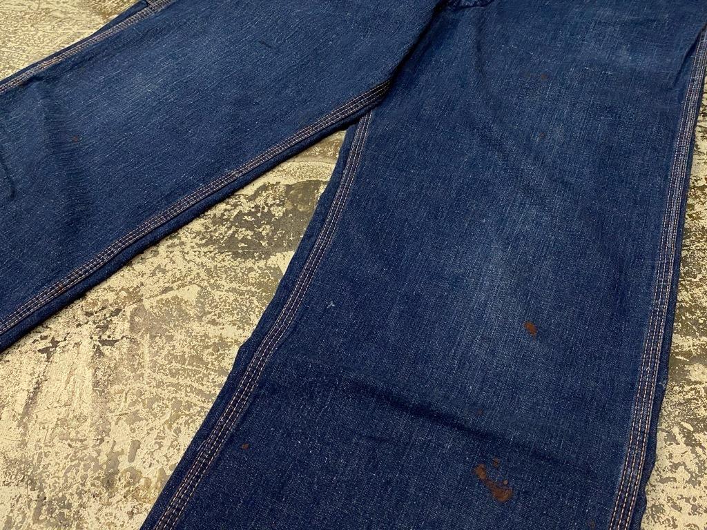 6月17日(水)マグネッツ大阪店ヴィンテージボトムス入荷第2章Part2!!#4 DenimPainterPants!!GO-PFOR&BLUE BELL,ButtonFly,BuckleBack!_c0078587_16230857.jpg