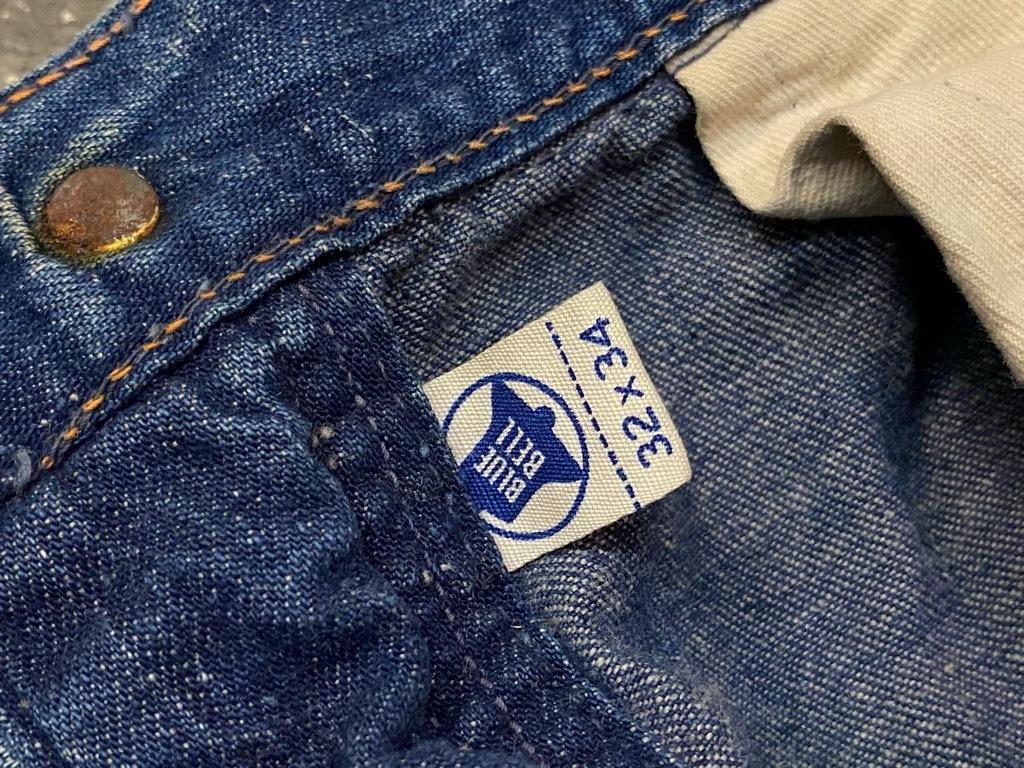 6月17日(水)マグネッツ大阪店ヴィンテージボトムス入荷第2章Part2!!#4 DenimPainterPants!!GO-PFOR&BLUE BELL,ButtonFly,BuckleBack!_c0078587_16243035.jpg