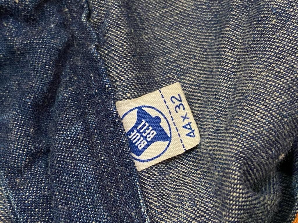 6月17日(水)マグネッツ大阪店ヴィンテージボトムス入荷第2章Part2!!#4 DenimPainterPants!!GO-PFOR&BLUE BELL,ButtonFly,BuckleBack!_c0078587_16295152.jpg