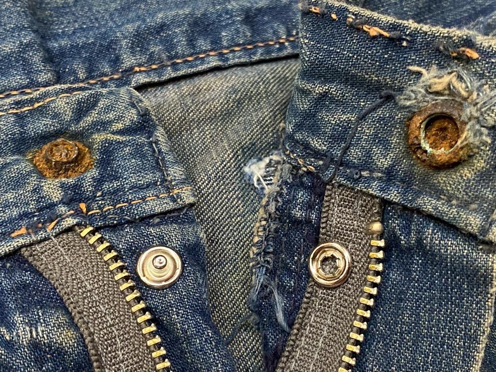 6月17日(水)マグネッツ大阪店ヴィンテージボトムス入荷第2章Part2!!#4 DenimPainterPants!!GO-PFOR&BLUE BELL,ButtonFly,BuckleBack!_c0078587_16362670.jpg