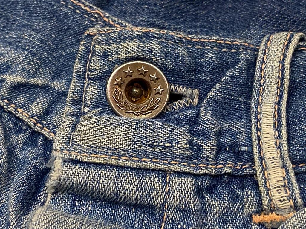 6月17日(水)マグネッツ大阪店ヴィンテージボトムス入荷第2章Part2!!#4 DenimPainterPants!!GO-PFOR&BLUE BELL,ButtonFly,BuckleBack!_c0078587_16532595.jpg